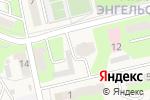 Схема проезда до компании Пивовар в Приволжском
