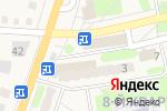 Схема проезда до компании Горилка в Приволжском