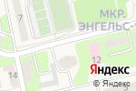 Схема проезда до компании Березка в Приволжском