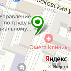 Местоположение компании Магазин антиквариата