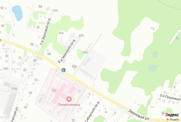 жилой комплекс Миргород