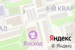 Схема проезда до компании Магазин по продаже мяса в Приволжском