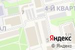 Схема проезда до компании Все для дома в Приволжском