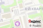 Схема проезда до компании Магазин тканей в Приволжском
