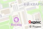 Схема проезда до компании Служба грузоперевозок в Приволжском