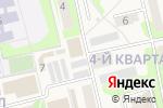 Схема проезда до компании Продуктовый магазин в Приволжском
