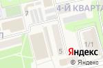 Схема проезда до компании Медоб в Приволжском