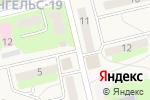 Схема проезда до компании Мясная лавка в Приволжском