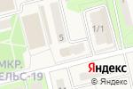 Схема проезда до компании Арктика-Н в Приволжском