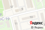 Схема проезда до компании Связист в Приволжском