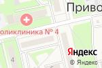 Схема проезда до компании Татьяна в Приволжском