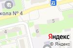 Схема проезда до компании Возрождение в Приволжском
