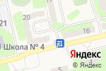 Схема проезда до компании Киоск по продаже хлебобулочных изделий в Приволжском