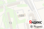 Схема проезда до компании Киберплат в Приволжском