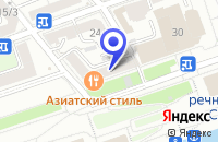 Схема проезда до компании АЗИАТСКИЙ СТИЛЬ ЕВРОПА-II в Саратове