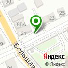 Местоположение компании Автофаворит