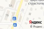 Схема проезда до компании Практик-Сервис в Дубках