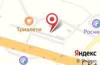 Схема проезда до компании Магазин запчастей в Дубках