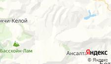 Отели города Макажой на карте
