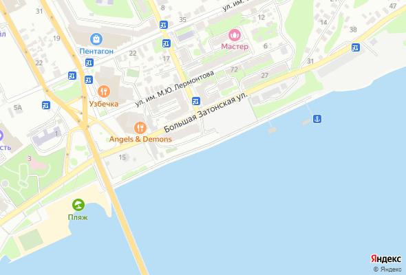 жилой комплекс Паруса