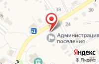 Схема проезда до компании Поволжский банк Сбербанка России в Дубках