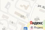 Схема проезда до компании Продукты из Казахстана в Приволжском