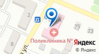 Компания Поликлиника №3 на карте