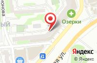 Схема проезда до компании Сибсар в Саратове