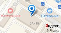 Компания Egida на карте
