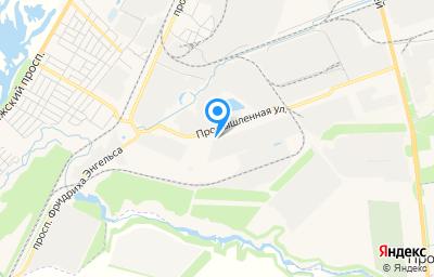Местоположение на карте пункта техосмотра по адресу Саратовская обл, г Энгельс, ул Промышленная, д 19А