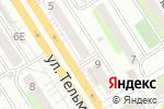 Схема проезда до компании ZipGSM в Энгельсе