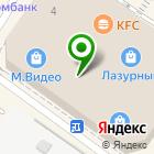 Местоположение компании Bezantrakta.ru