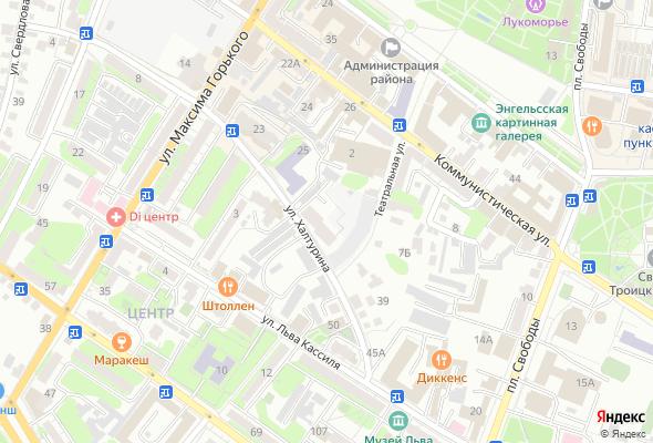 купить квартиру в ЖК ул. Халтурина/Театральная