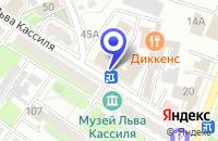 Схема проезда до компании ЛИФТТЕХСЕРВИС в Энгельсе