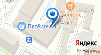 Компания ЯРмарка мебели на карте