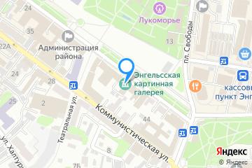 Афиша места Энгельсская картинная галерея А. Мыльникова