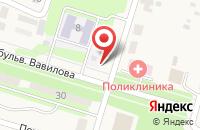 Схема проезда до компании Детский сад пос. Новопушкинское в Новопушкинском