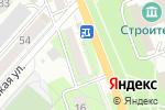 Схема проезда до компании Халял-бяркат в Энгельсе