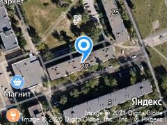 Саратовская область, город Энгельс, проспект Строителей, д. 27