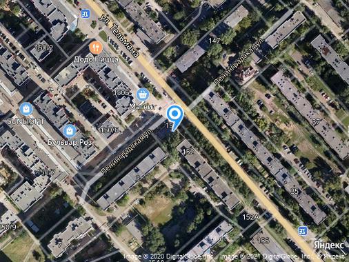 Сдается 1-комнатная квартира, 45 м², Энгельс, улица Тельмана, 150