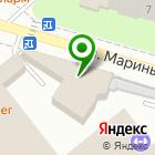 Местоположение компании Строитель-К