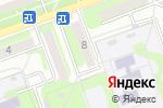 Схема проезда до компании Кремень в Энгельсе