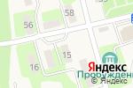 Схема проезда до компании Продуктовый магазин в Пробуждении