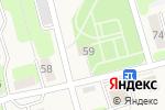 Схема проезда до компании Администрация Новопушкинского муниципального образования в Пробуждении