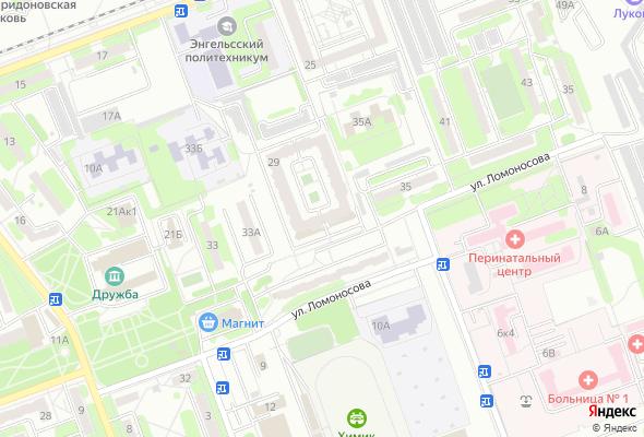 ЖК ул. Ломоносова, 29