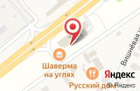 Схема проезда до компании ПСК групп в Новогусельском