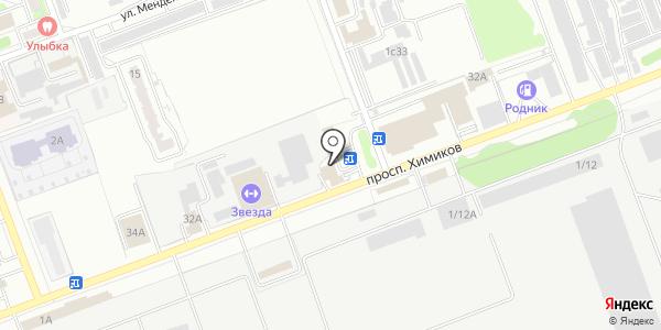 888. Схема проезда в Энгельсе