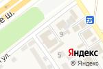 Схема проезда до компании Люкс в Новогусельском