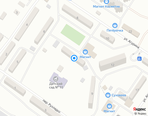 Управляющая компания «Жилстрой-Сервис» на карте Ахтубинска