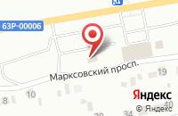Схема проезда до компании СтройОПТ в Шумейке